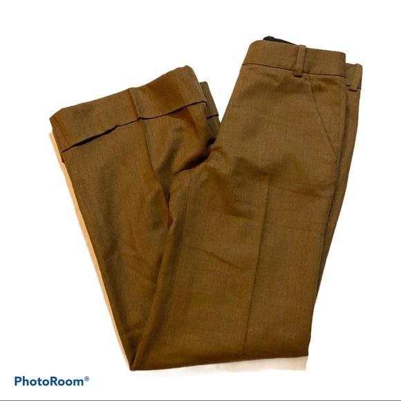 3.1 Phillip Lim Pants Tan Trouser Size 0